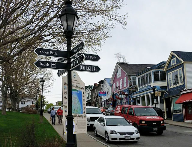 Town of Bar Harbor Maine 1
